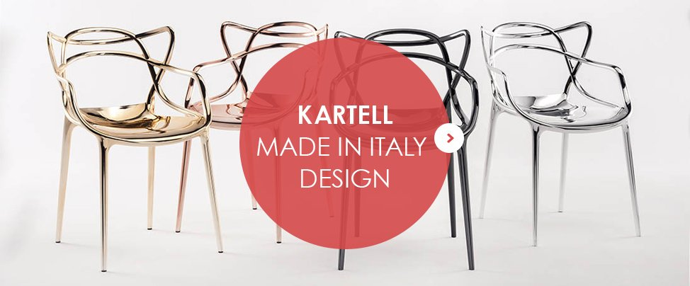 KARTELL - MADE IN ITALY DESIGN