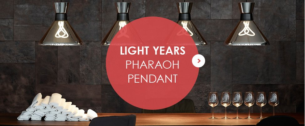 LIGHT YEARS - PHARAOH PENDANT