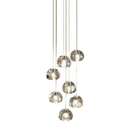 Terzani Mizu 7-Light Suspension