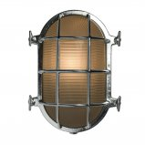 Buy Davey Oval Bulkhead Large Outdoor Wall Light