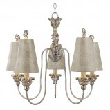 Buy Flambeau Remi 5 Lt Chandelier