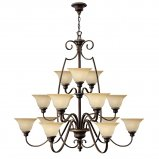 Buy Hinkley Cello 9Lt Chandelier