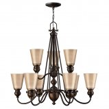 Buy Hinkley Mayflower 9Lt Chandelier