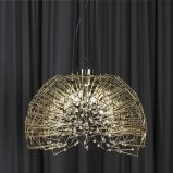 Buy Terzani Core Dome Gold Pendant OP21SL6A9